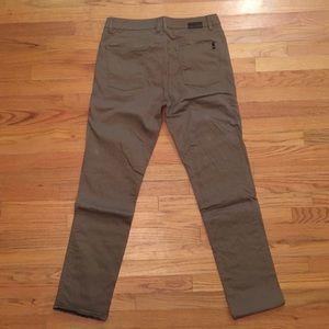 Altamont 979 Pants / 34x34 / Brown/tan